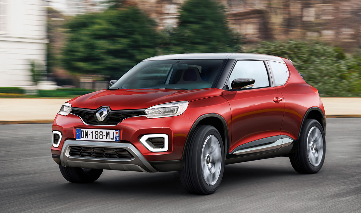 New Renault Kwid To Signal Tiny Breed Of Crossover Auto Express