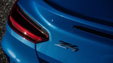 BMW Z4 - badge