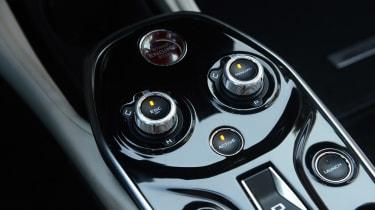 McLaren GT - interior detail