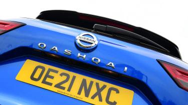 Nissan Qashqai - rear