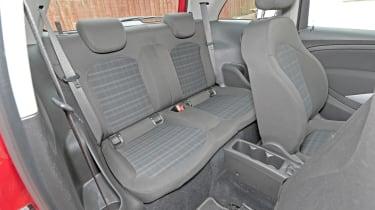 Used Vauxhall Adam - rear seats