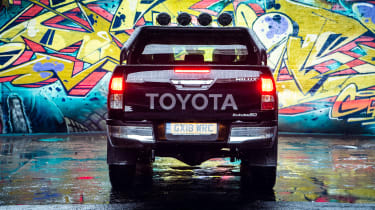 Toyota Hilux Invincible 50 Limited Edition - rear