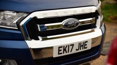 Ford Ranger - front grille