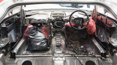 David Brown Automotive Speedback shell