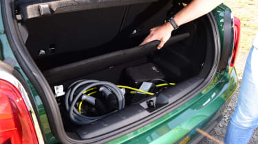 MINI Electric long termer - boot