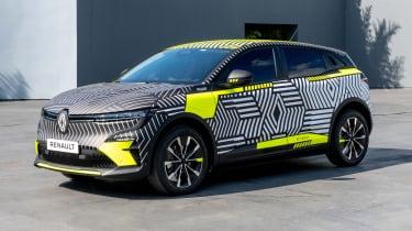 Renault Megane E-Tech Electric SUV