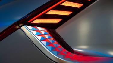 Kia EV6 - lights