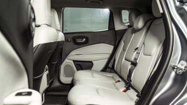Jeep Compass - back seats