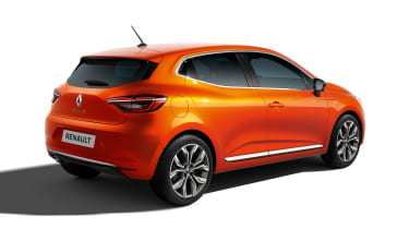 Renault Clio - studio rear