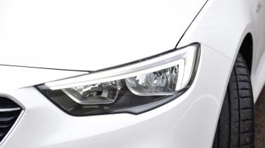 Vauxhall Insignia GSi Sports Tourer - front light