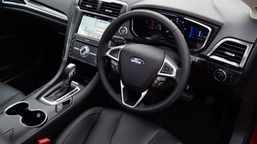 Ford Mondeo Hybrid Estate - cabin