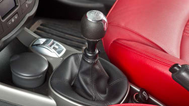 Used Alfa Romeo MiTo - gearstick