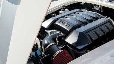 AC Cobra 378 - engine