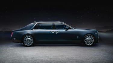 Rolls-Royce Phantom Tempus - side