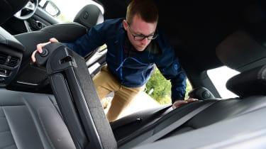 BMW 3 Series long term - Sean Golf interior