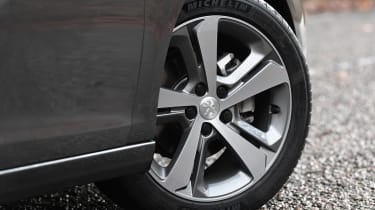 peugeot 308 alloy wheel