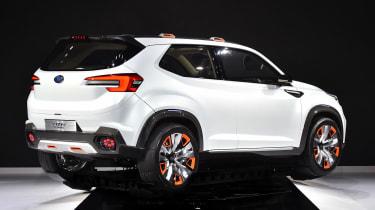 Subaru VISIV concept rear