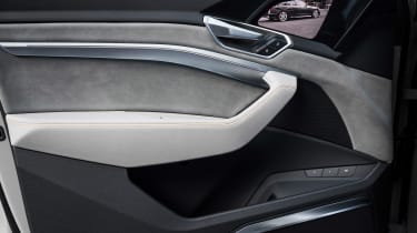 Audi e-tron - door