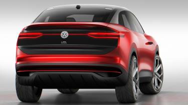 Volkswagen I.D. Crozz II - rear