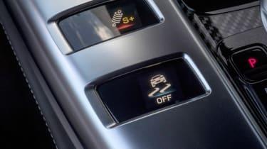Mercedes-AMG GT 4-door - traction control