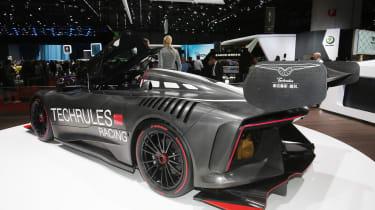 Techrules Ren RS - Geneva rear
