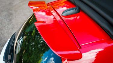 Vauxhall Adam S Rocks 2016 - spoiler