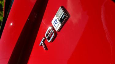 Volvo XC90 long-term test - T8 badge
