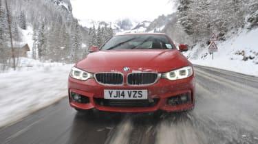 BMW 435d nose