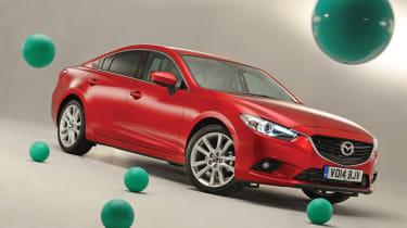 Mazda 6 Awards 2014