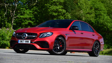 Mercedes-AMG E 63 S - front static