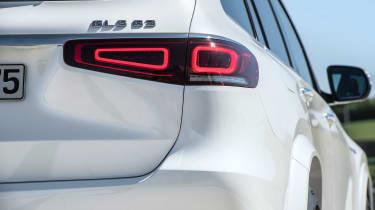 Mercedes-AMG GLS 63 - GLS 63 badge