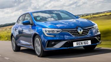 Renault Megane E-Tech PHEV - front