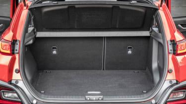 Hyundai Kona review - boot space