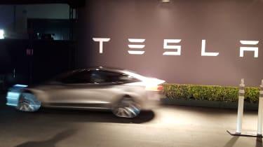 Tesla Model 3 official- ride