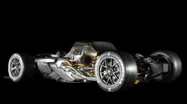 GR Super Sport - rear quarter no body
