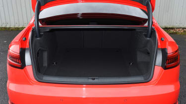 Audi S4 - boot