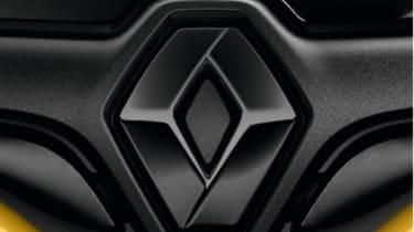 Renault Formula Edition Vans - badge
