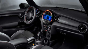 MINI John Cooper Works GP - interior