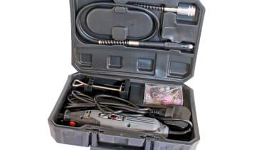 Powerplus POWE80060 135w Rotary Multi Tool with Accessories