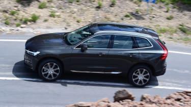 New Volvo XC60 - above