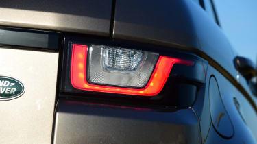 Range Rover Evoque SD4 - rear light