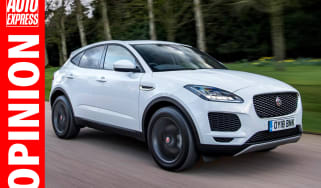 Opinion - Jaguar E-Pace