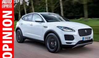 Opinion - Jaguar E-Pace