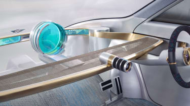 MINI Vision Next 100 concept - interior 3