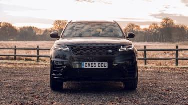 Range Rover Velar R-Dynamic Black - full front