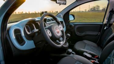 Fiat Panda Mild Hybrid - cabin