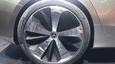 Mercedes concept A wheel