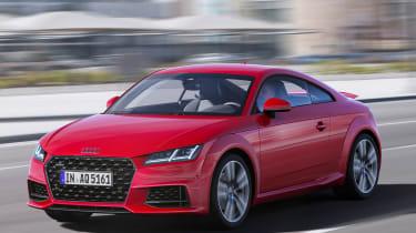 Audi TT - front
