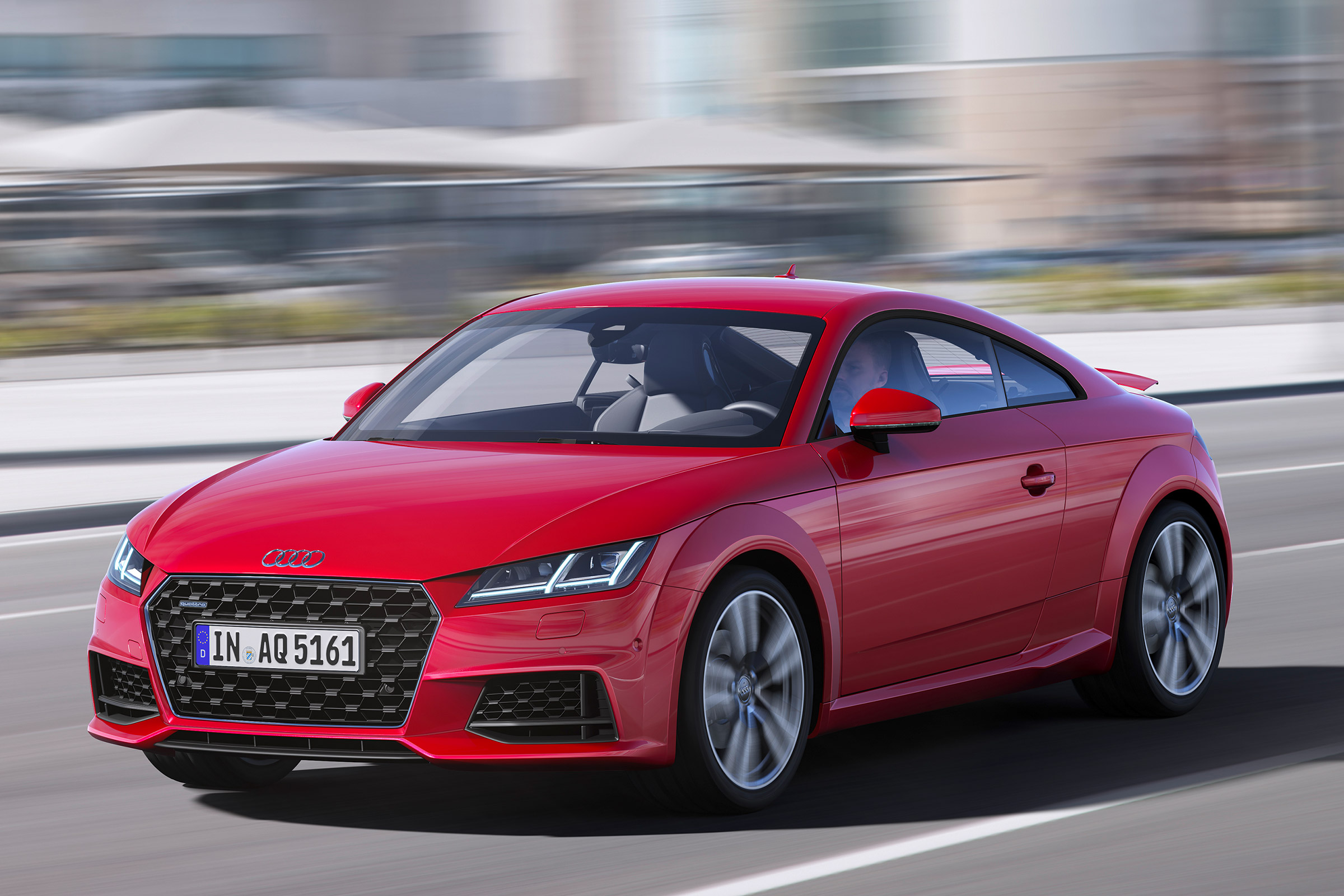 New 2019 Audi TT: facelifted Coupe and Roadster revealed ...
