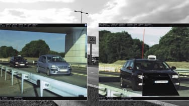 Vitronic Enforcement Trailer speed camera pictures